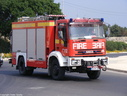 GVH484 1998 Iveco RW2 Crash Tender