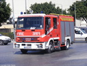 GVH547 2000  Iveco Magirus TLF 16.25 Euro City 2000 Fire Tender