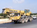 JBE297 1993 Liebherr LTM 10-40-1 AT Mobile Crane