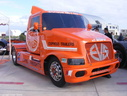 2003 Sisu Drag Racing Truck