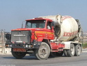 CAB519  1982 Scammell S.24 6X4 Cement Mixer plated to 24 tonnes