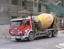 FBS949 1992 Scania 93-250 6X4 Cement Mixer