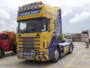 KBL375 Scania 143 Tractor