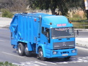 JJS061 1997 Seddon Atkinson Pacer 245 6X2 Refuse Collector