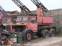 1945 Thornycroft Amazon WF8 Coles Crane