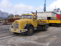1969 Volvo N88 Ballasted Tractor