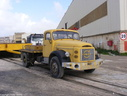 1969 Volvo N88 Ballasted Tractor b