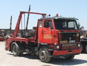 AHQ022  1972 Volvo F.88 Tractor Unit converted to Skip Carrier.
