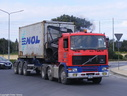 AHQ041 1989 Volvo F12 Tractor Unit