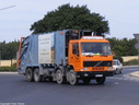 DBM779 1987 Volvo FL10 Refuse Collector
