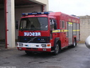 GVH117 1988 Volvo FL6 Fire Rescue Unit