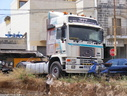 VOL400 1990 Volvo F12 Tractor Unit