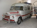 1956 Bedford A2Z Ambulance