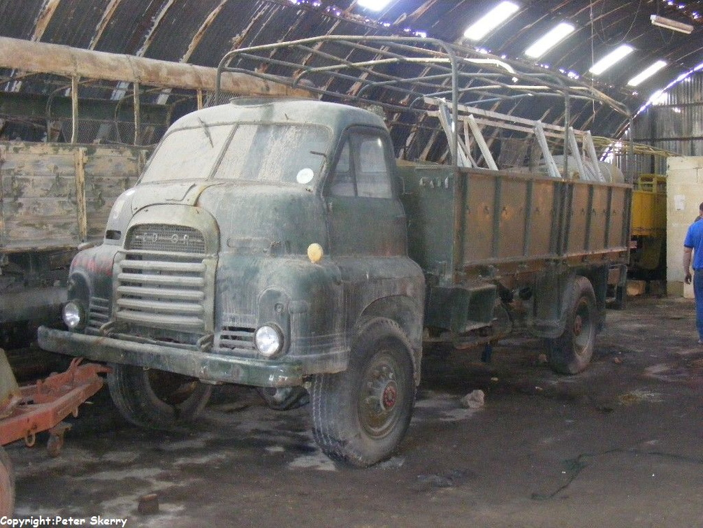 1965 Bedford Rl Dropside Images Of Maltese Buses And