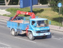BAI782  1984 Bedford TL Dropside with Hiab
