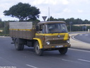 EHQ161 1966 Bedford TK Dropside Rigid