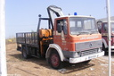 GVH551 1984 Dodge Renault G Cab Series Fire Recovery Truck