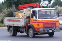 KAT016 1977 Dodge 100 Series Dropside with Hiab. .