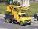 PKR002 1989 Dodge B50 Mobile Crane