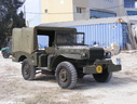 VE4 1945 Dodge T214 WC-52 4X4 Weapons Carrier