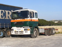 2001 ERF ECS 6X4 Rigid without Body Ex Y719GFM