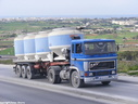 AHQ036 1990 ERF E10 Tractor Unit