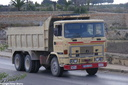 CAG838 1982 ERF C Series 6X4 Tipper.