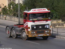 CHQ029 1985 ERF C Series 290 Turbo Tractor Unit