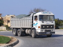 DBI936 1983 ERF C Series 6X4 Tipper