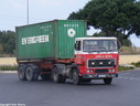 DHQ056 1983 ERF C Series Tractor Unit