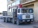 EAV558  1978  ERF B Series 8X4 Block Carrier with HIAB