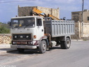 EBC107 1983 ERF C Series Tipper