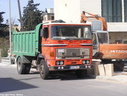 FBC421 1982 ERF C Series Turbo Tipper