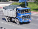JAB849 1983 ERF C Series Turbo Tipper
