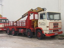 KAP476 1975 ERF B Series 8X4 Stone Carrier.