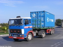 KHQ046 1983 ERF C Series Tractor Unit