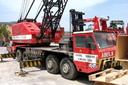 1969 Full width Foden CC8 8X4 with Demag TC129 30 Ton Crane