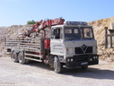 DAF424 1979 Foden S10 Fleetmaster 6X4 Block Carrier