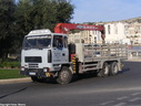 DAF429 1988 Foden 4300 Stone Carrier