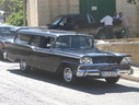 1959 Ford Fairlane Hearse