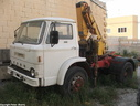 1972 Ford DA2817 Tractor Unit with Hiab.