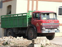 BBA916 1972 Ford D1000 Series Tipper Plated to16 Tons.
