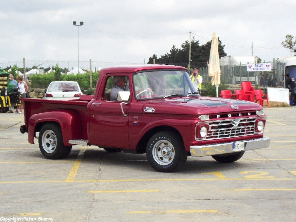 Frd250 1966 Ford F250 Pick Up Images Of Maltese Buses