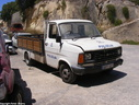 GVP023 1986 Ford Transit Mk2 Pick Up
