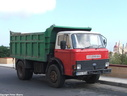 KAV926  1979 Ford D Series Tipper.