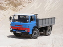 LAJ204 1972 Ford D Series Tipper.