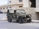 USA151 1971 Ford M151A Mutt
