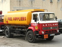 DAD992  1975 Leyland Clydesdale 7 Ton Fuel Tanker.