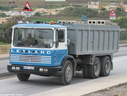 HAF426  1979 Leyland Retriever 6X4 Tipper