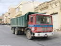 HAJ839  1969 Leyland Retriever 6X4 Tipper in Gozo.